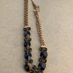 Kenneth Cole statement necklace